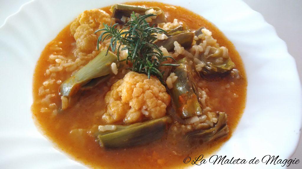 recetas saludables alcachofas