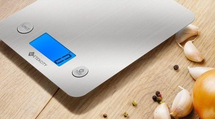 Báscula digital de cocina