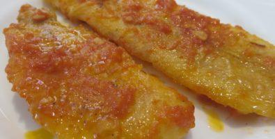 Merluza en salsa picante