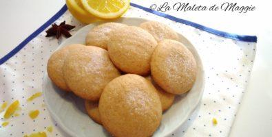 Galletas al limón