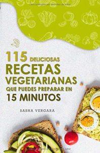 115 Recetas vegetarianas
