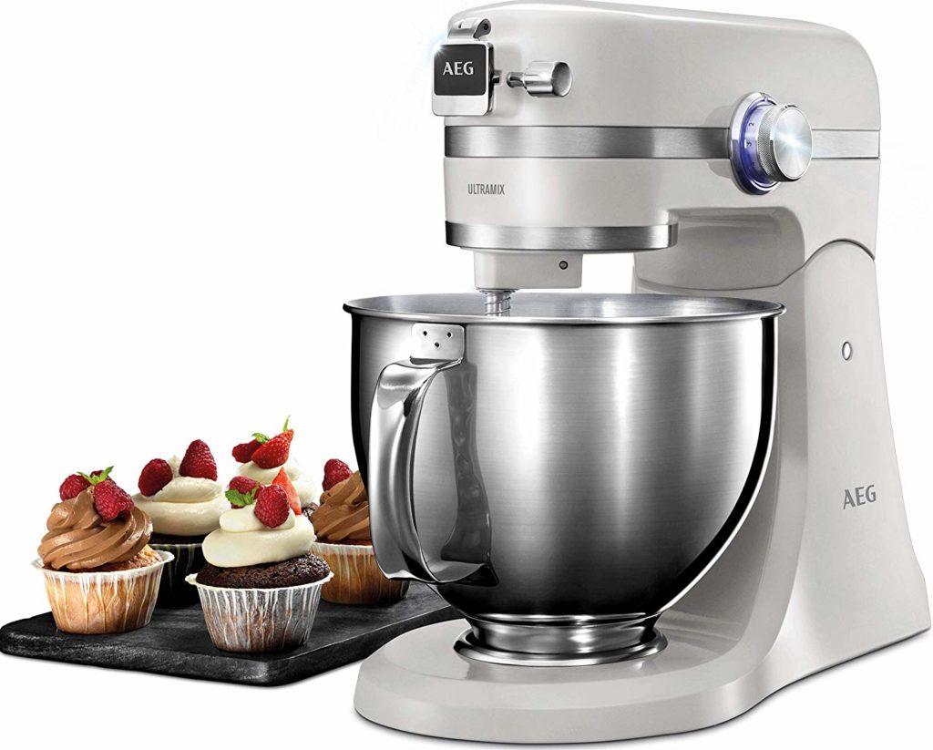 AEG KM4100 Robot de Cocina