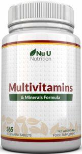 Multivitaminas Nu