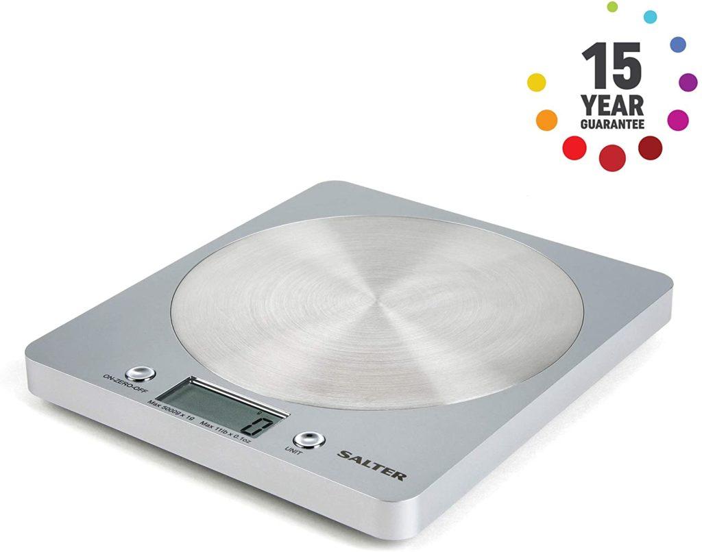 Salter 1036 SVSSDR báscula electrónica de Cocina