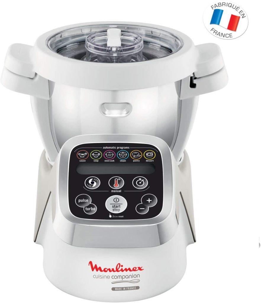 Moulinex-HF802AA1-Robot