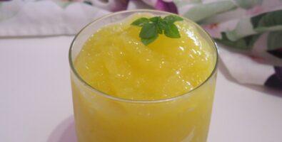 granizado de mango