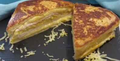 sándwich montecristo