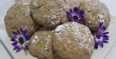 galletas de calabacín